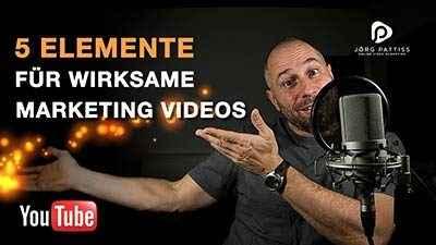 Marketing Video: 5 Elemente für wirksame Marketing Videos