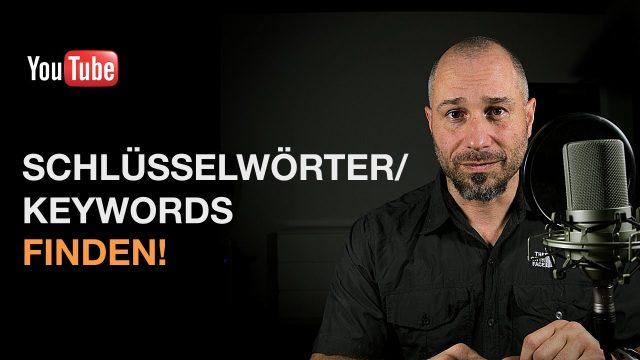 Schlüsselwörter/Keywords finden!