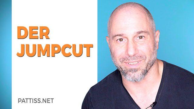 Der Jumpcut – nie wieder Text auswendig lernen!