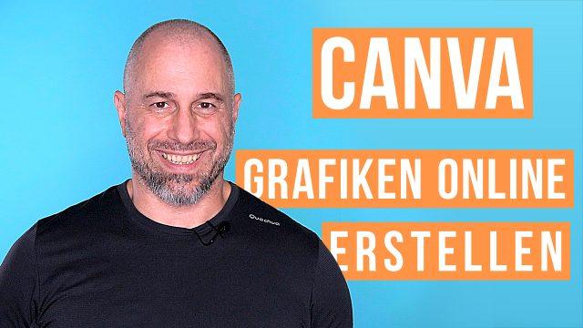 CANVA: Grafiken online erstellen