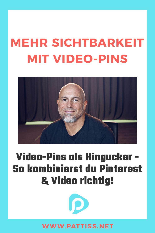 So kombinierst du Video mit Pinterest