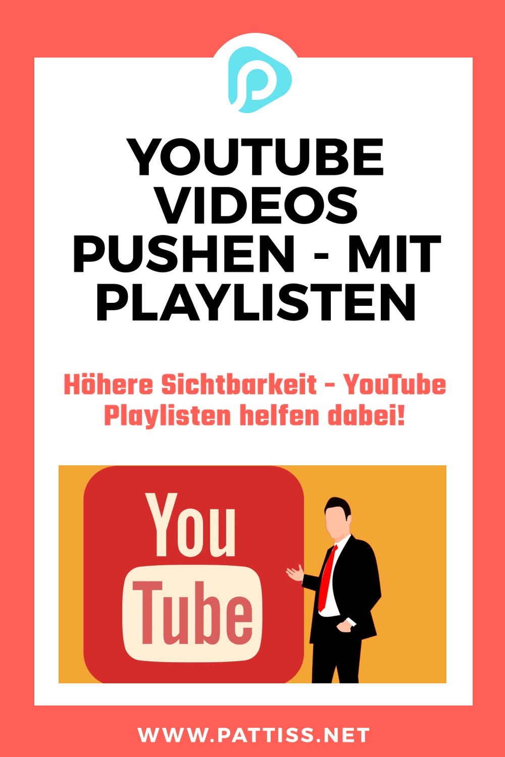 YouTube Playlisten verwenden